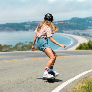onewheel lean to go balance board up to 19mph and 18miles range